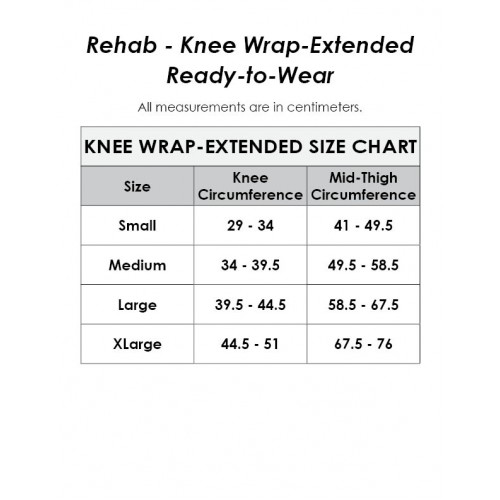 Knee Wrap - Extended
